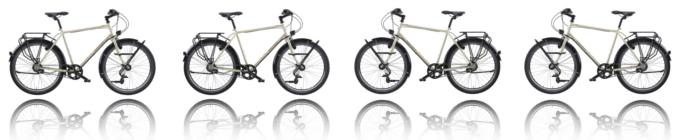 Ausrüstung Fahrräder