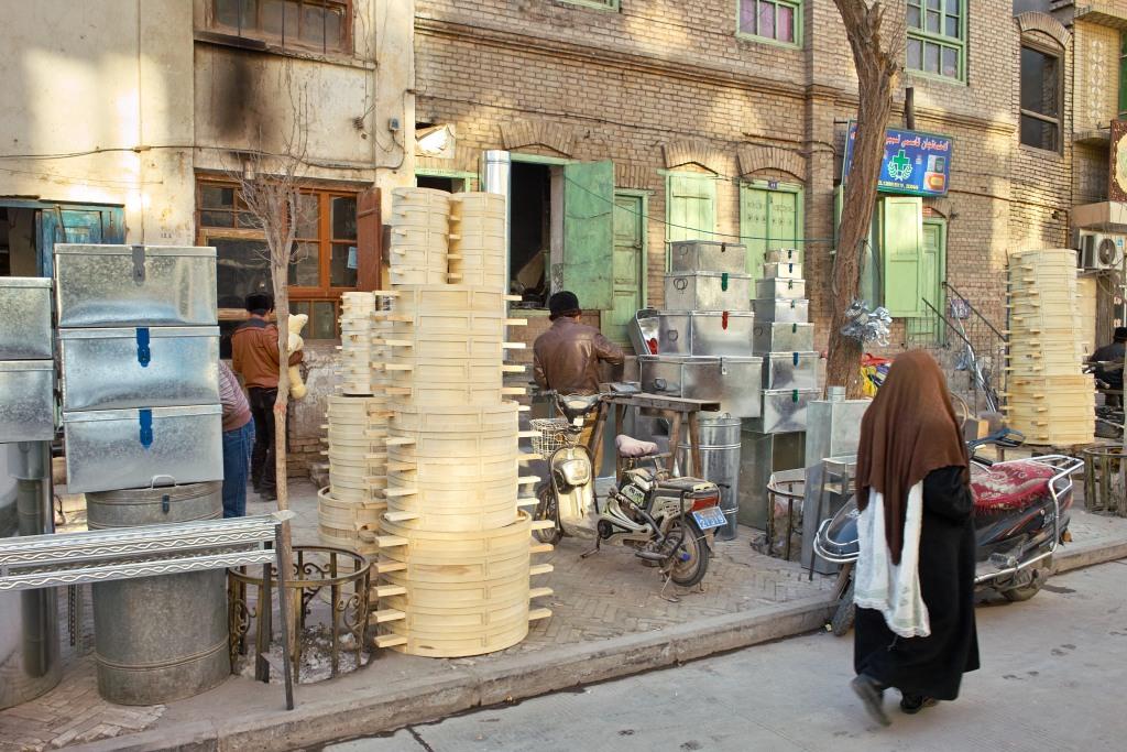 Altstadt Kashgar Xinjiang