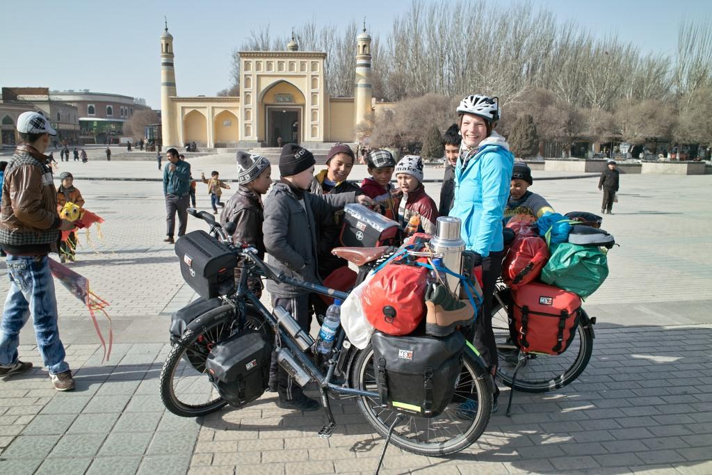 Idkah Moschee Kashgar
