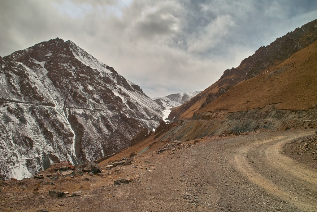 Auf 3800m Höhe.