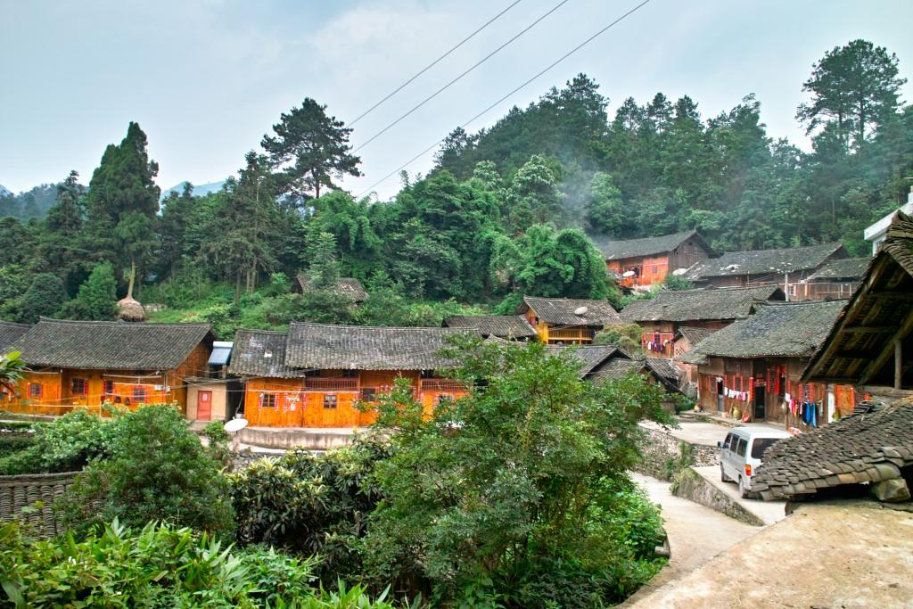 Dörfer wie aus dem Bilderbuch