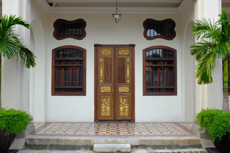 Chinesische Architektur.